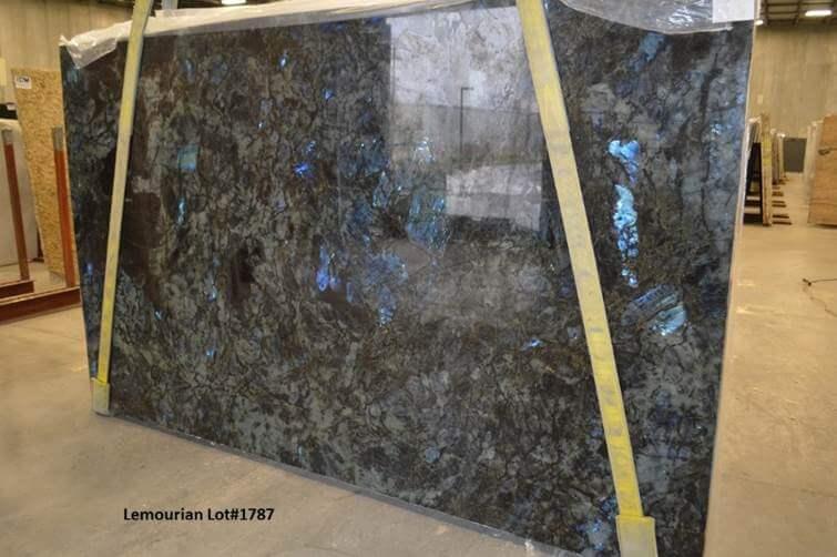 Lemourian Granite 1787