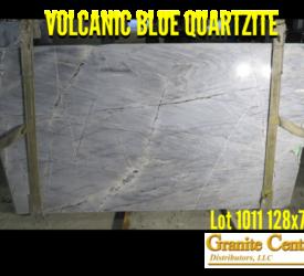 Volcanic Blue Quartzite QC