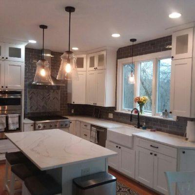 Semi Custom Cabinets Kennnet Square PA Kitchen Remodel