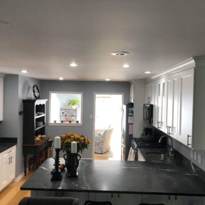 Semi Custom Cabinets Kitchen Remodeling West Chester PA Norris 2