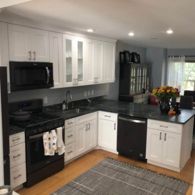 Semi Custom Cabinets West Chester PA Kitchen Remodel Norris