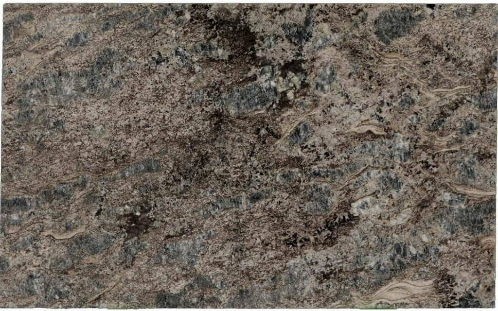 Blue Flower Granite Slab Lot22