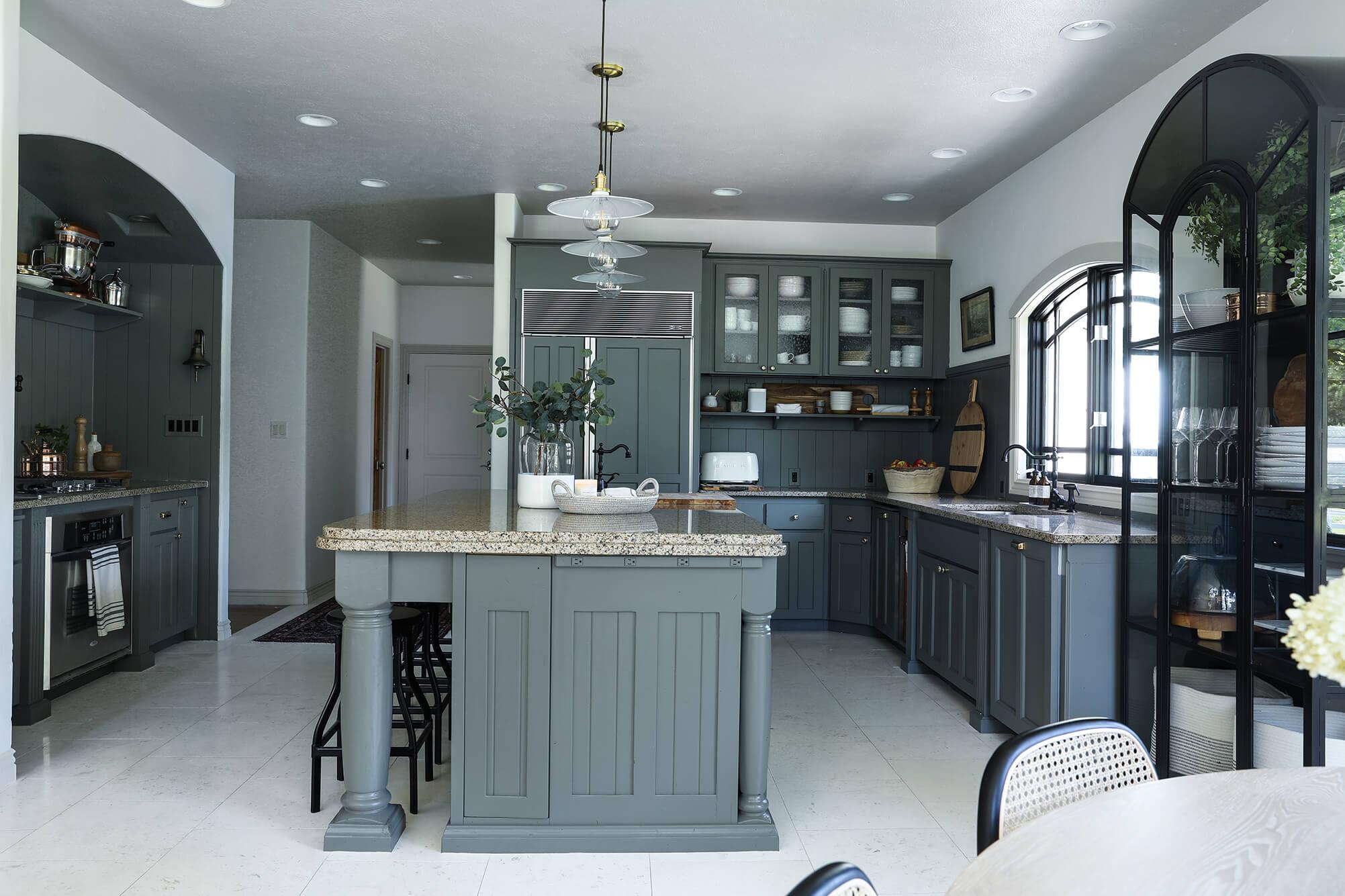 "Beautiful Kitchen ""After"""