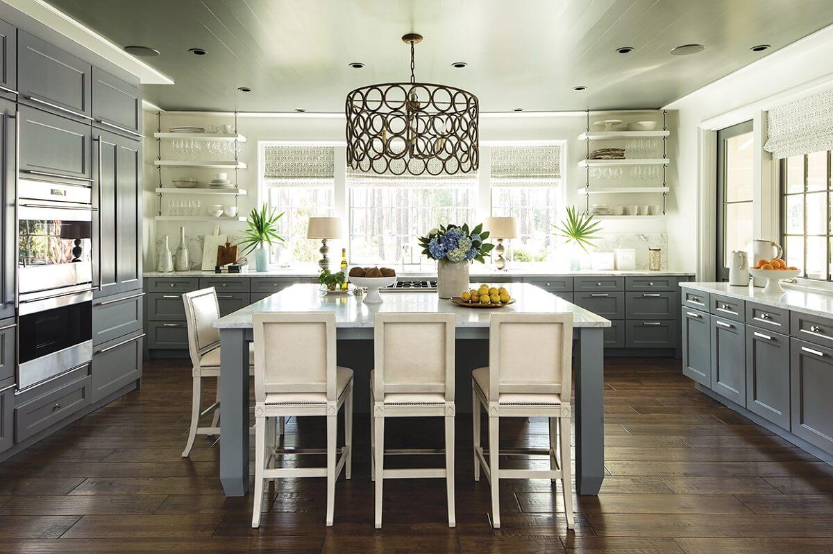 Wellborn Semi Custom Cabinet Contemporary Kitchen