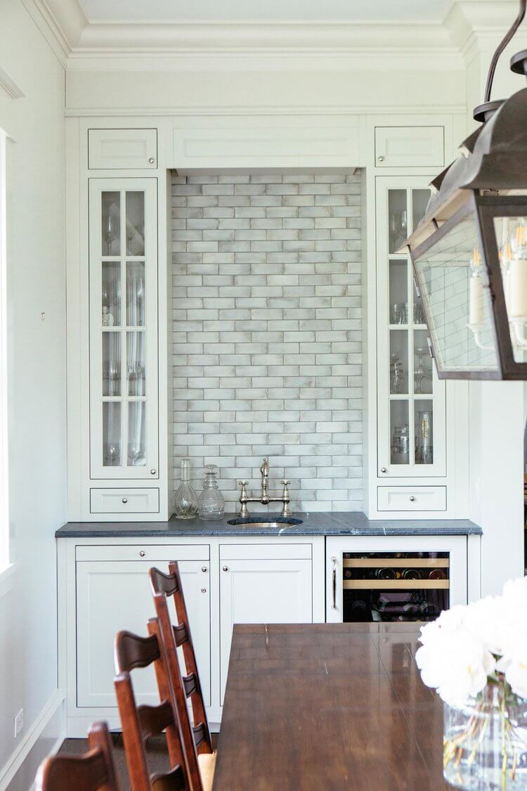 Soapstone and Cabinetry