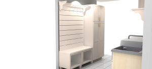 Laundry Room Renovation 3D