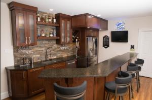 Basement Bar Renovation, Chadds Ford PA