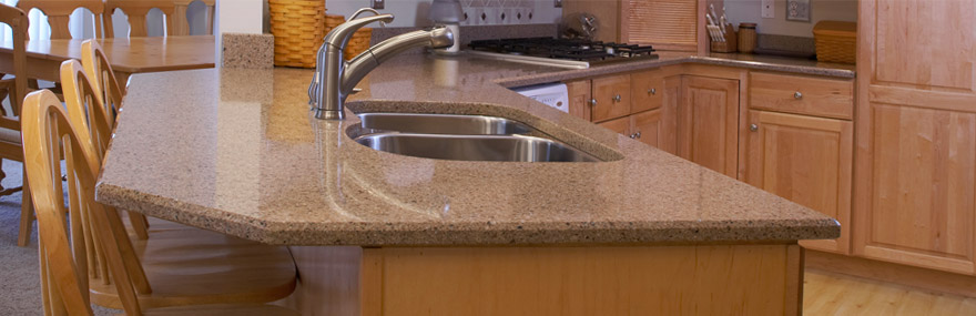 Hanstone Quartz nature's hardest surfaces with scratch resistant, stain resistant, and unmatched durability